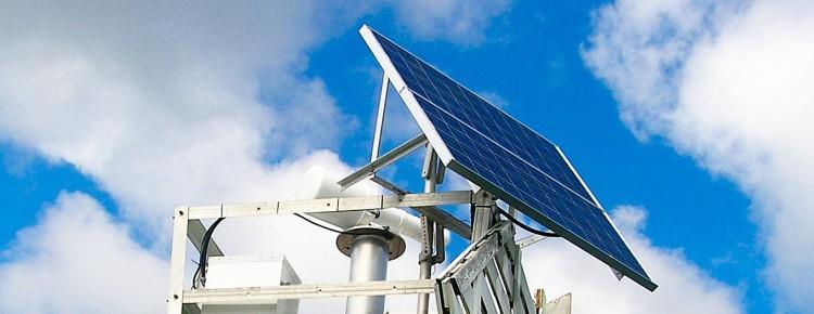 Solar Powered Systems Panel PEL Light