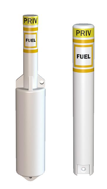 Fuel Marking Information Buoys